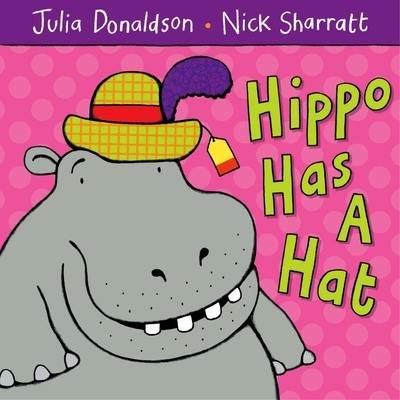 Hippo Has a Hat (BOK)