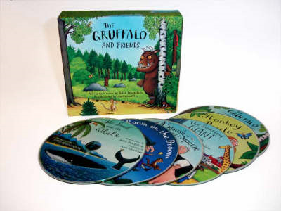 The Gruffalo and Friends (BOK)