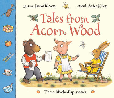 Tales From Acorn Wood (BOK)
