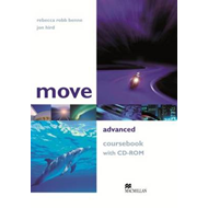 Move Advanced: Coursebook with CD-ROM (BOK)