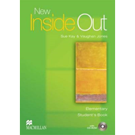 New Inside Out - Student Book - Elementary - With CD Rom - C (BOK)