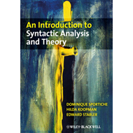Introduction to Syntactic Analysis and Theory (BOK)
