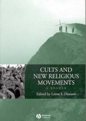 Cults and New Religious Movements (BOK)