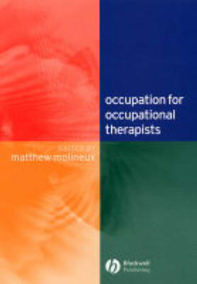 Occupation for Occupational Therapists (BOK)