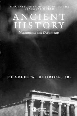 Ancient History: Monuments and Documents (BOK)