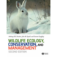 Wildlife Ecology, Conservation and Management (BOK)