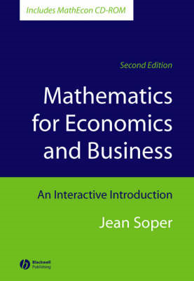 Mathematics for Economics and Business (BOK)