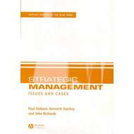 The Strategic Management: Issues and Cases (BOK)