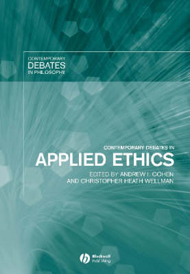 Contemporary Debates in Applied Ethics (BOK)