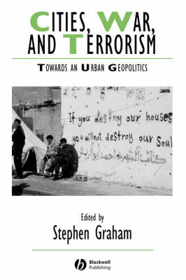 Cities, War and Terrorism (BOK)