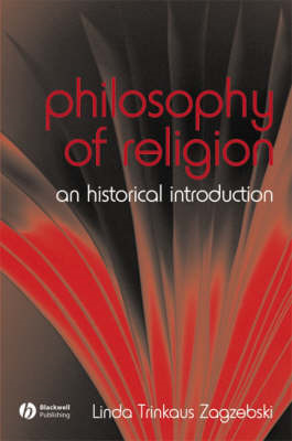 The Philosophy of Religion: An Historical Introduction (BOK)