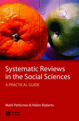 Systematic Reviews in the Social Sciences (BOK)