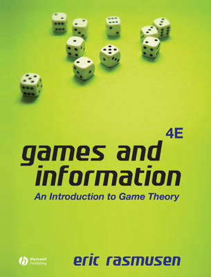 Games and Information (BOK)
