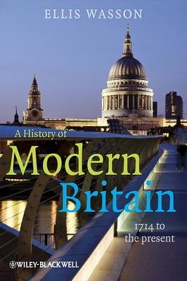 History of Modern Britain (BOK)