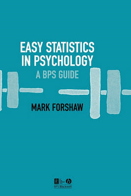 Easy Statistics in Psychology (BOK)