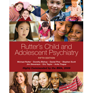 Rutter's Child and Adolescent Psychiatry (BOK)