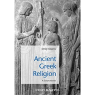 Ancient Greek Religion (BOK)