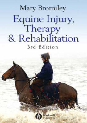 Equine Injury, Therapy and Rehabilitation (BOK)