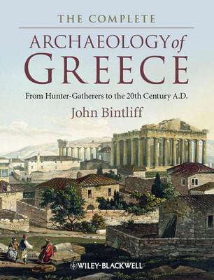 Complete Archaeology of Greece (BOK)