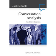 Conversation Analysis (BOK)