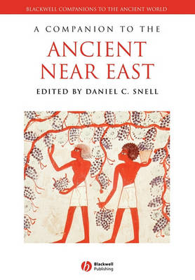 A Companion to the Ancient Near East (BOK)
