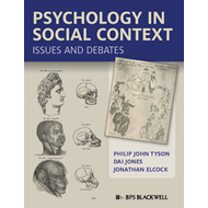 Psychology in Social Context: Issues and Debates (BOK)