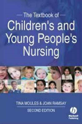Textbook of Children's and Young People's Nursing (BOK)