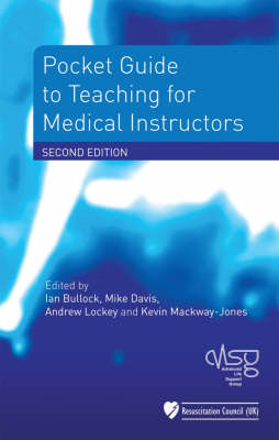 Pocket Guide to Teaching for Medical Instructors (BOK)