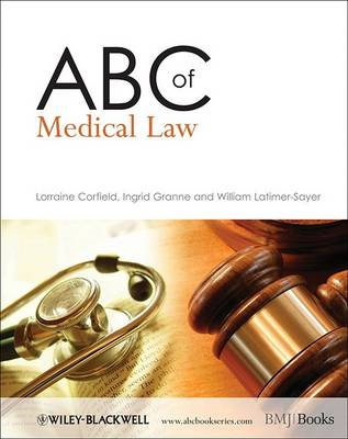 ABC of Medical Law (BOK)