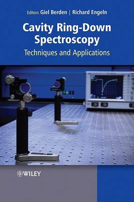 Cavity Ring-down Spectroscopy: Techniques and Applications (BOK)