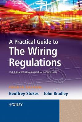 IEE Wiring Regulations (BS 7671:2008) (BOK)