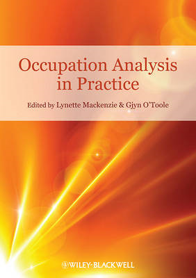 Occupation Analysis in Practice (BOK)