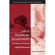 Care of the Dying and Deceased Patient (BOK)