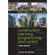 Construction Planning, Programming and Control 3E (BOK)
