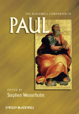 The Blackwell Companion to Paul (BOK)