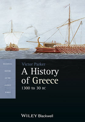History of Greece, 1300 to 30 BC (BOK)