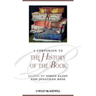 Companion to the History of the Book (BOK)