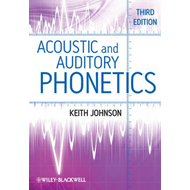 Acoustic and Auditory Phonetics (BOK)