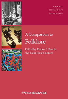 A Companion to Folklore (BOK)