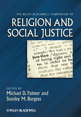 The Wiley-Blackwell Companion to Religion and Social Justice (BOK)