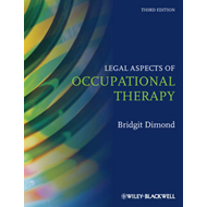 Legal Aspects of Occupational Therapy (BOK)