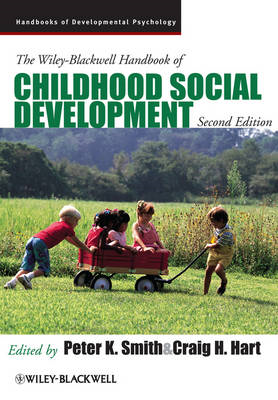 The Wiley-Blackwell Handbook of Childhood Social Development (BOK)