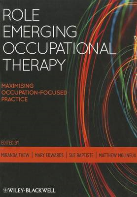 Role Emerging Occupational Therapy (BOK)