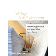 Writing a Built Environment Dissertation (BOK)