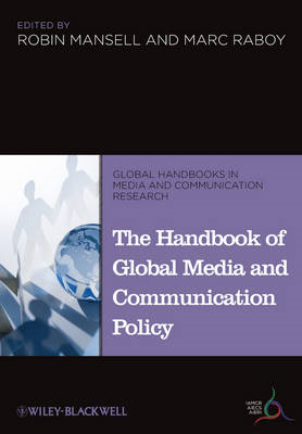 The Handbook of Global Media and Communication Policy (BOK)
