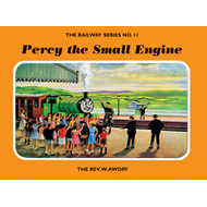 The Railway Series No. 11: Percy the Small Engine (BOK)