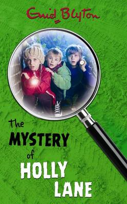 The Mystery of Holly Lane (BOK)