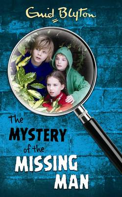 The Mystery of the Missing Man (BOK)