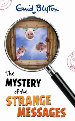 The Mystery of the Strange Messages (BOK)