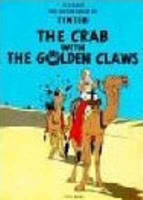 Crab with the Golden Claws (BOK)